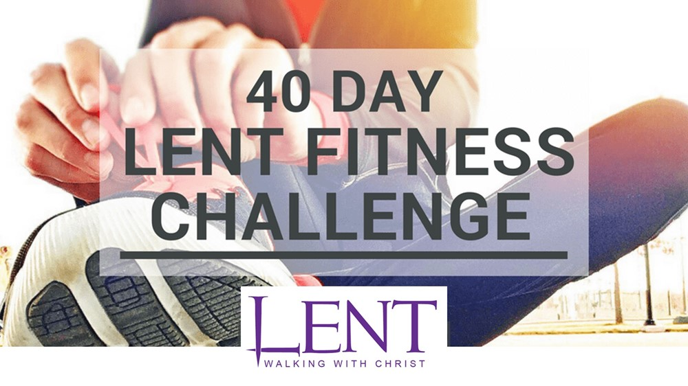 Lent Walking Challenge