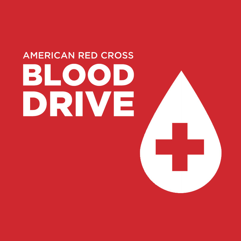 Red Cross Blood Drive Promo